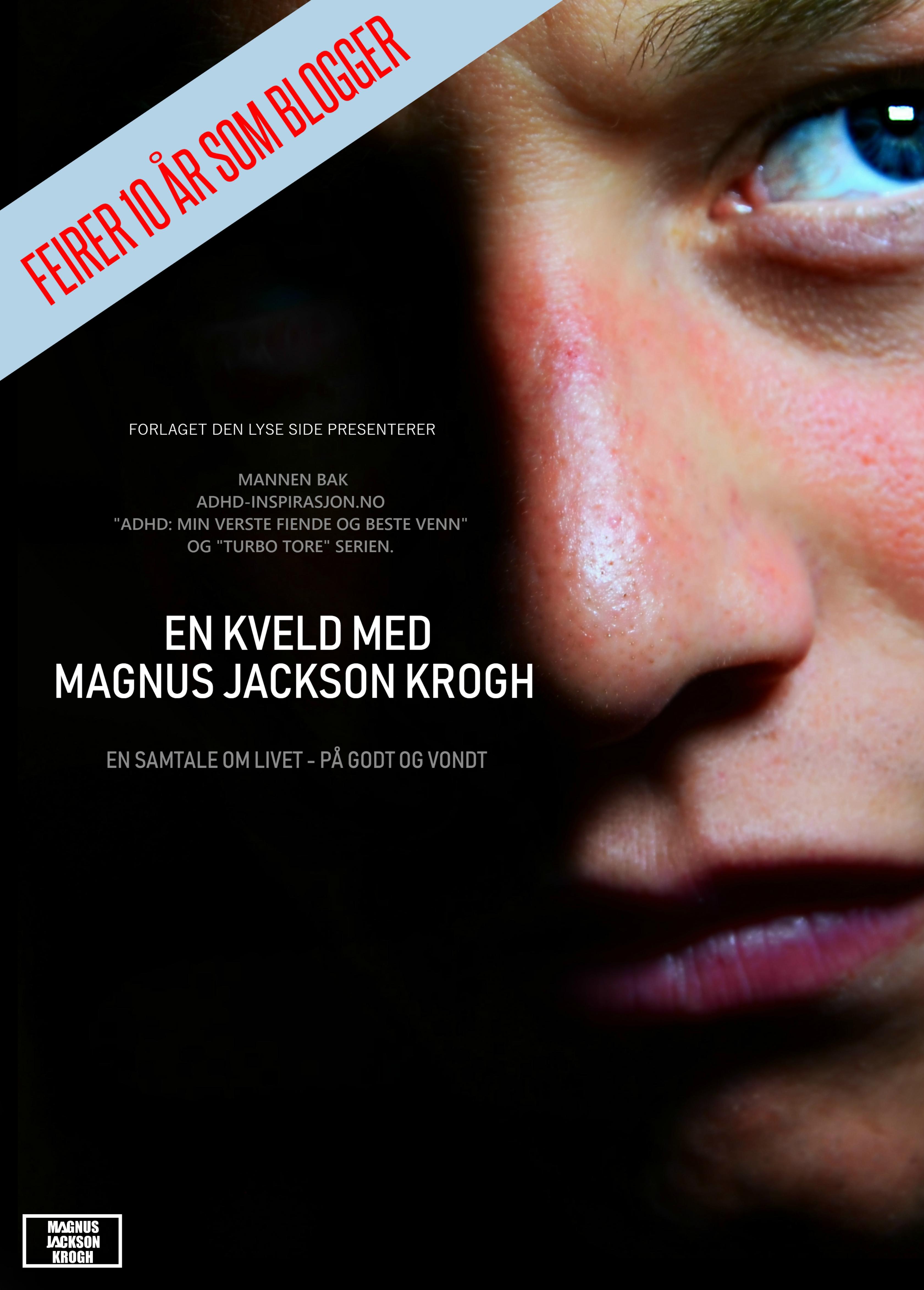 BOOK «En kveld med Magnus»